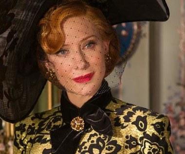 """Kopciuszek"": Cate Blanchett jako Macocha"
