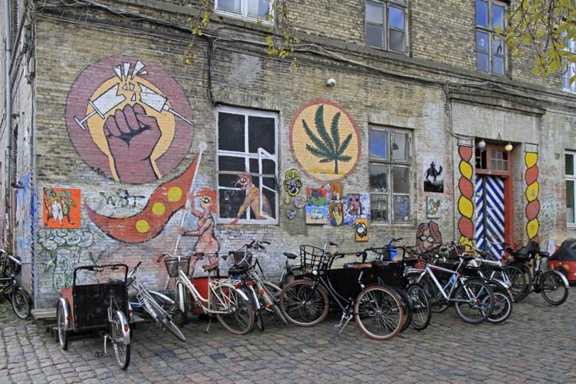 Kopenhaga, Christiania /123RF/PICSEL