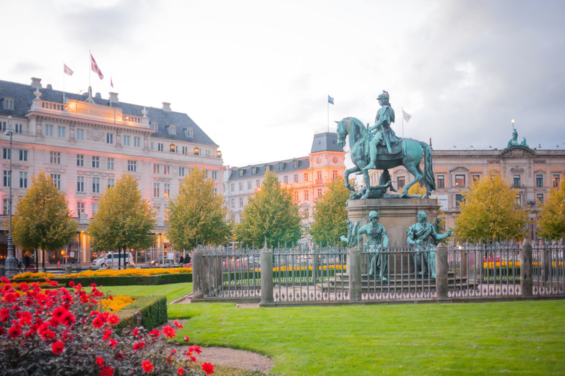 Kopenhaga: Kongens Nytorv /123RF/PICSEL