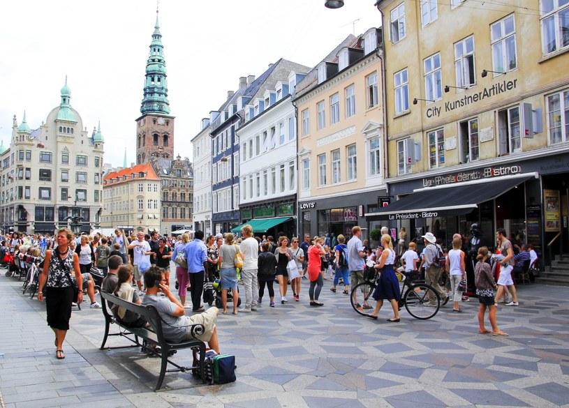 Kopenhaga: Stroget /Simon Gurney /123RF/PICSEL