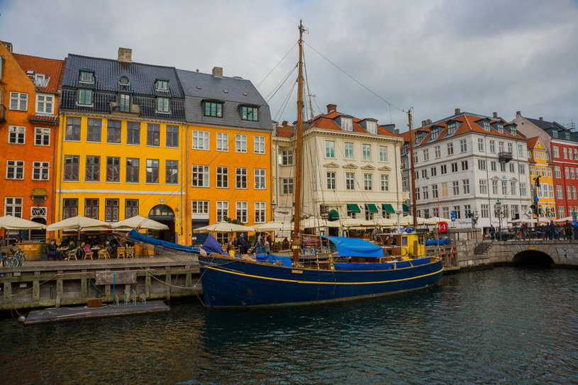 Kopenhaga zdobyła w rankingu największą liczbę punktów /Picsel /123RF/PICSEL