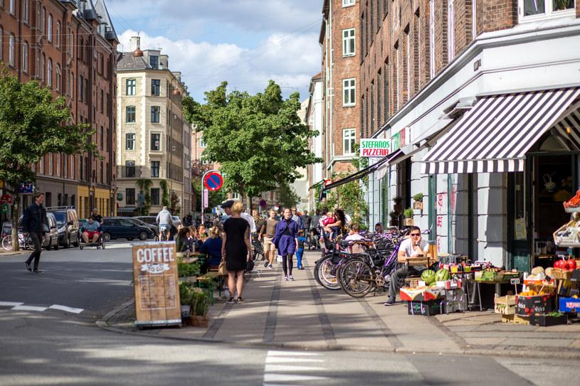 Kopenhaska dzielnica Norrebro może się szczycić tytułem najfajniejszej dzielnicy świara /123RF/PICSEL
