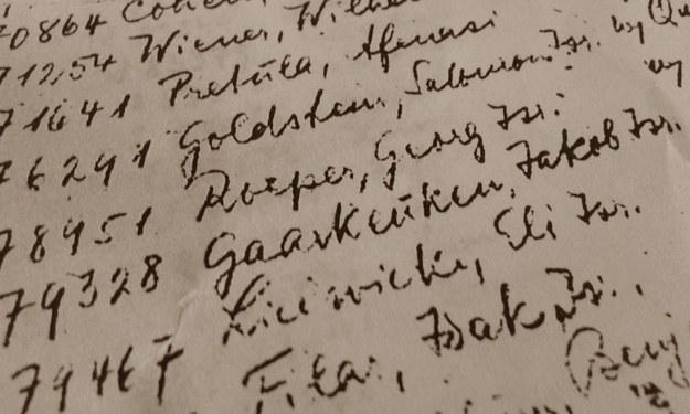Kopia dokumentów znalezionych w puszce (z Archiwum Muzeum Auschwitz-Birkenau) /INTERIA.PL