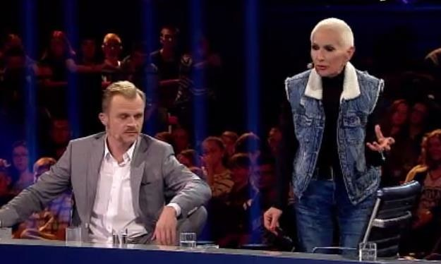 Kora wściekła się po kłótni z Piotrem Roguckim /Polsat
