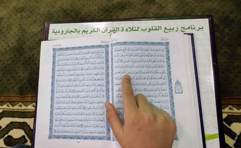 Koran, zdjęcie ilustracyjne /AFP
