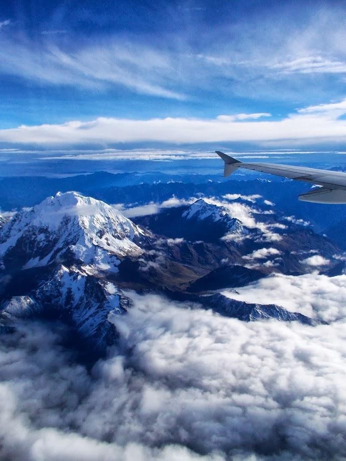 Kordyliera Biała - łańcuch górski w Peru, fot. Scoopshot / Sydney Pemberton /Scoopshot