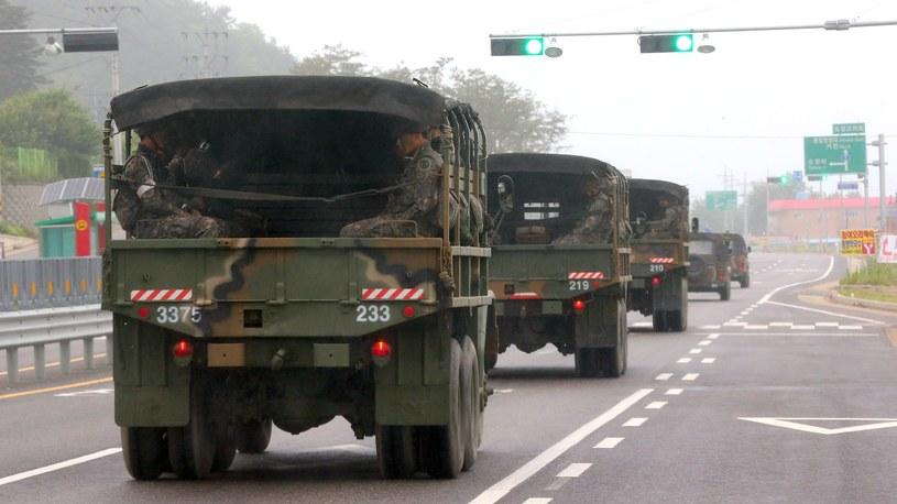 Korea Płd. /AFP