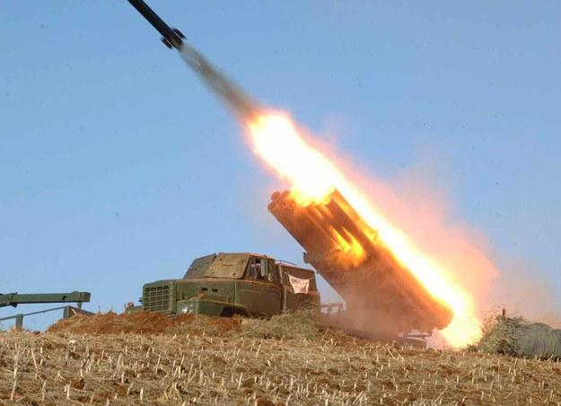 Korea Płn. wystrzeliła dwa pociski krótkiego zasięgu