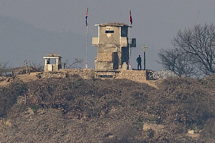 Korea Północna jest już objęta sankcjami międzynarodowymi za program zbrojeń nuklearnych i program rakietowy. /YONHAP   /PAP/EPA