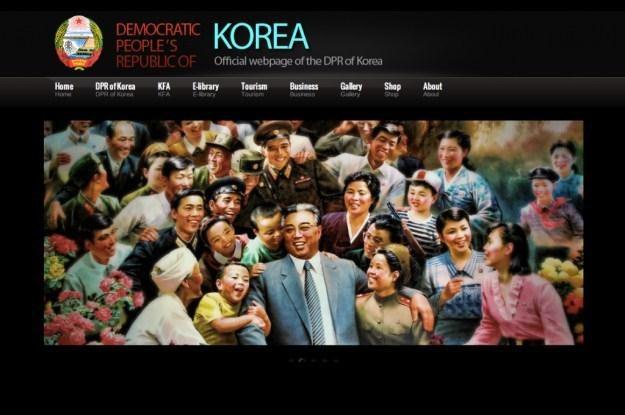 Korea Północna na swoją stronę internetową wydała zaledwie 15 dolarów /Internet