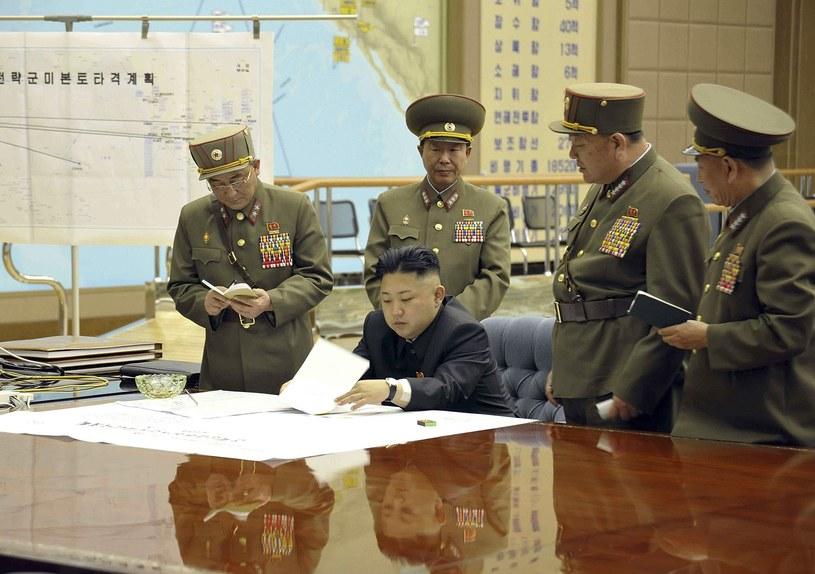 Korea Północna sugeruje obcokrajowcom ewakuację /AFP