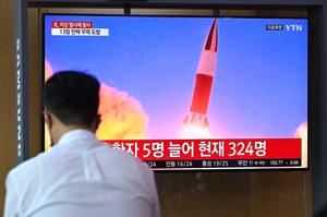 Korea Północna testuje broń nowego typu