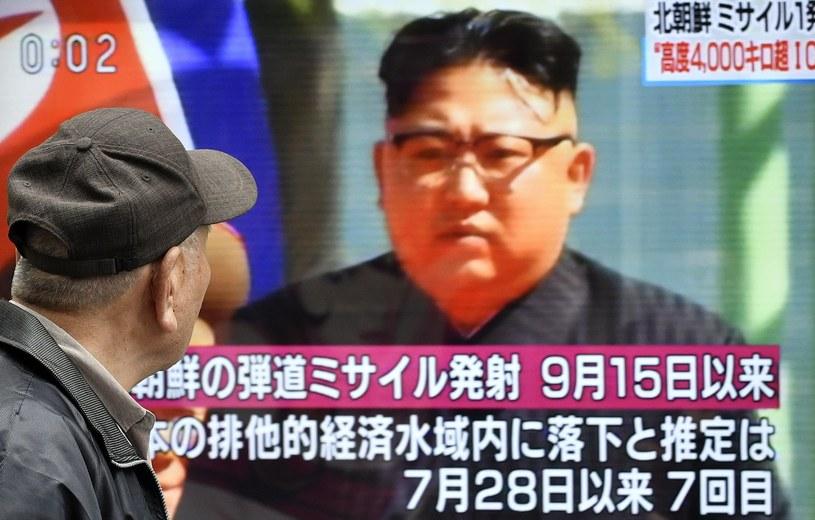 Korea Północna twierdzi, że jej rakiety są w stanie osiągać cele na całym terytorium USA /FRANCK ROBICHON /PAP/EPA