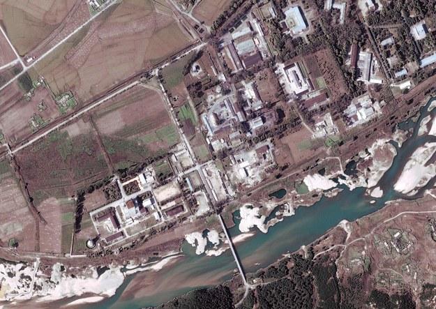 Korea Północna uruchomiła reaktor w Jongbion