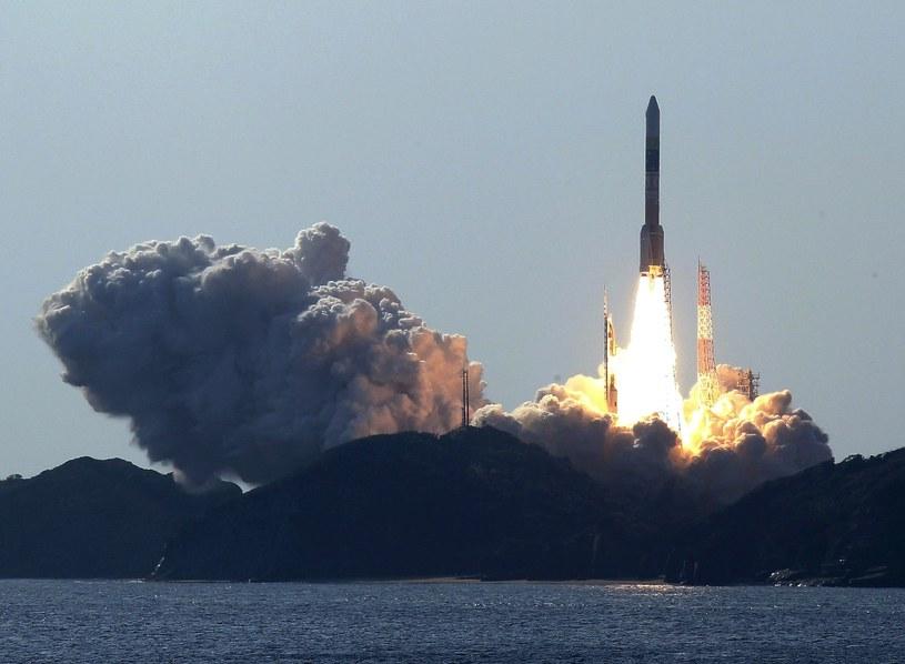 Korea Północna wystrzeliła rakietę balistyczną /East News