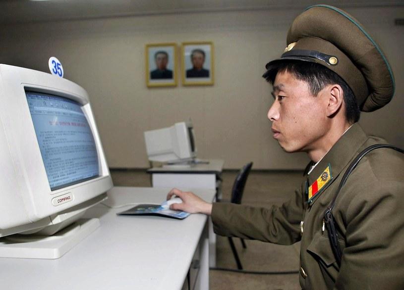 Korea Północna wzmacnia arsenał swojej armii hakerów /AFP