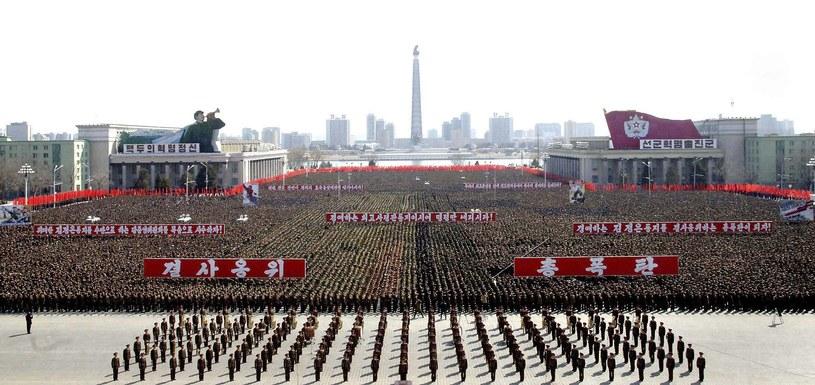 Korea Północna zagroziła atakiem na amerykańskie bazy wojskowe /AFP