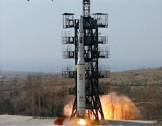 Korea Północna zapowiedziała wystrzelenie rakiety dalekiego zasięgu /AFP