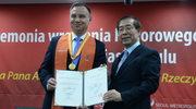 Korea Południowa: Andrzej Duda honorowym obywatelem Seulu