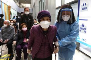 Korea Południowa: Czwarta fala koronawirusa. Rekord zakażeń