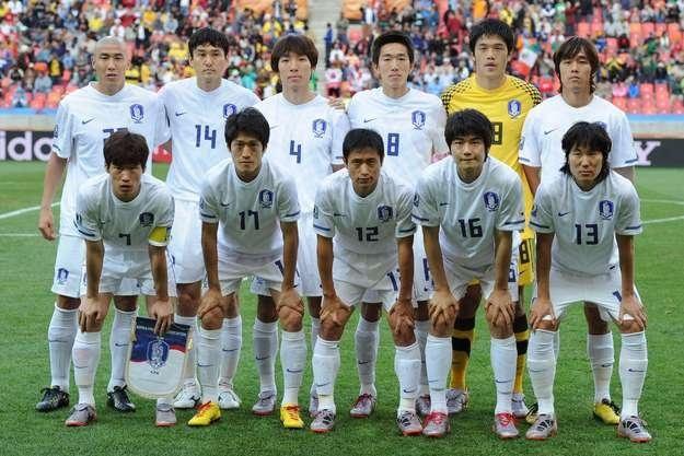 Korea Południowa ma nowego selekcjonera /AFP