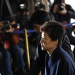 Korea Południowa: Prokuratura chce nakazu aresztowania byłej prezydent