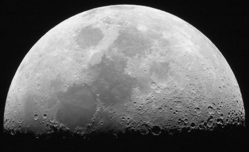 Korea Południowa w 2018 r. poleci na Księżyc /NASA