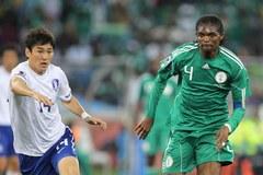 Korea Południowa zremisowała z Nigerią 2:2