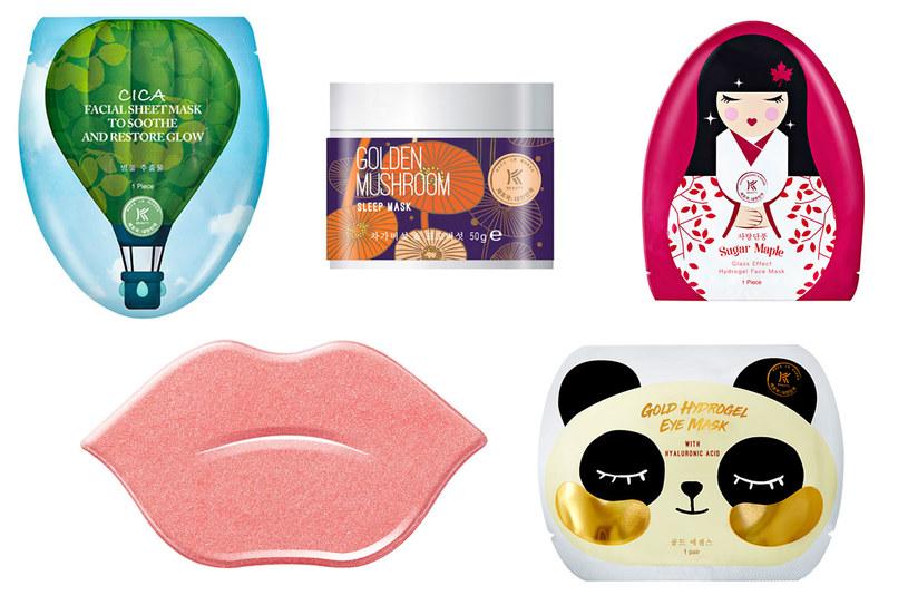Koreańskie kosmetyki od AVON /materiały prasowe