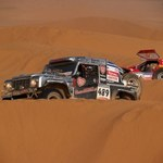 Korek na pustyni