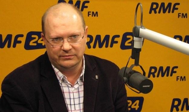 Korespondent rosyjskiej agencji informacyjnej RIA Novosti Leonid Swiridow /RMF