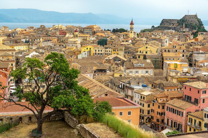 Korfu uznano za najbardziej relaksujące miasto na świecie /Picsel /123RF/PICSEL