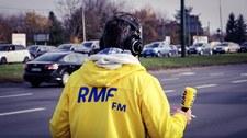 Korki i utrudnienia, czyli bezpieczny powrót z RMF FM [RELACJA NA ŻYWO]