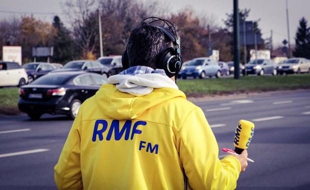 Korki i utrudnienia, czyli bezpieczny powrót z RMF FM [ZAPIS RELACJI NA ŻYWO]