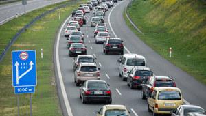 Korki na drogach prowadzących nad Morze Bałtyckie