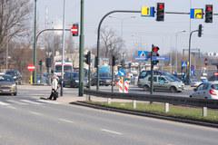 Korki na Wielickiej w Krakowie. Wszystko przez remont