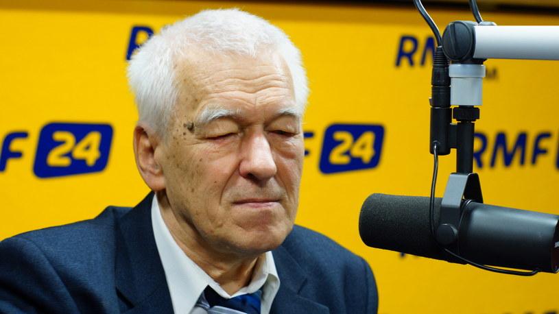 Kornel Morawiecki /Michał Dukaczewski /RMF FM