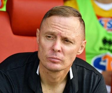 Korona - Jagiellonia 1-1. Mamrot po meczu. Wideo