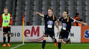 Korona Kielce - Jagiellonia Białystok 0-3 w meczu 32. kolejki Ekstraklasy