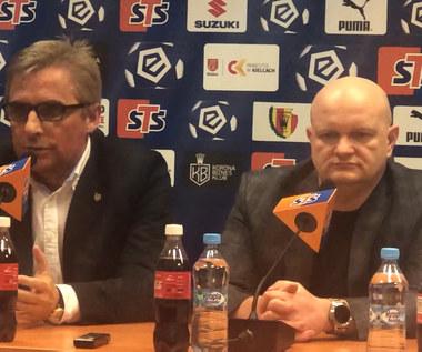 Korona Kielce. Krzysztof Zając: Nie musimy się kochać, ale będziemy mieli jedno w głowie - jak pomóc klubowi. Wideo