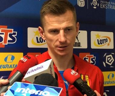 Korona Kielce. Marek Kozioł: To były ważne trzy punkty. Wideo