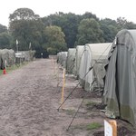 Koronawirus. Ćwiczenia rezerwistów przerwane, uczestnicy muszą przebywać w kilkunastoosobowych namiotach
