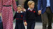 Koronawirus dotarł do szkoły księcia George'a i księżniczki Charlotte. Ewakuowano uczniów!