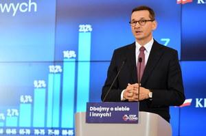 """""""Koronawirus jest w odwrocie"""". Premier Mateusz Morawiecki tłumaczy się ze swoich słów"""