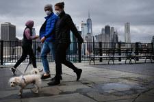 Koronawirus. Nowojorczycy masowo chcą się rozwodzić