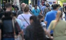 Koronawirus. Prawie 25 tys. nowych zakażeń w Wielkiej Brytanii