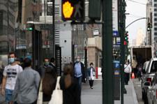 Koronawirus. Rekord zakażeń w USA. Stan Nowy Jork wśród najmniej dotkniętych