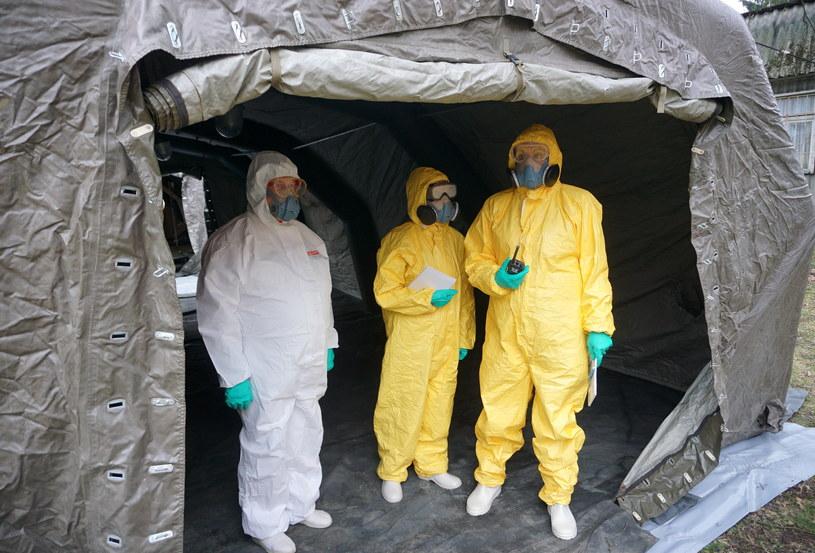 Koronawirus rozprzestrzenia się w Polsce /FOT. MALGORZATA GENCA/POLSKA PRESS /Getty Images