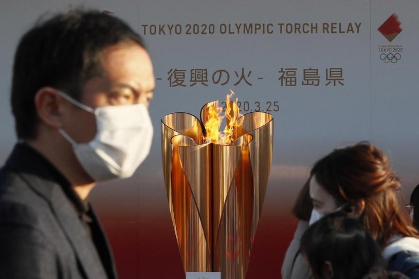 Koronawirus storpedował igrzyska w Tokio /PAP/EPA