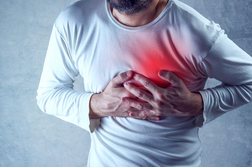 Koronawirus uszkadza serce w inny sposób niż uważano /123RF/PICSEL